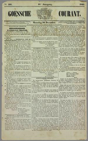 Goessche Courant 1861-12-30