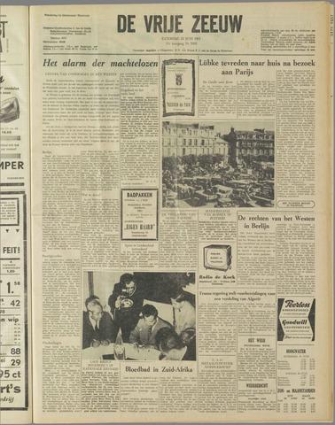 de Vrije Zeeuw 1961-06-24