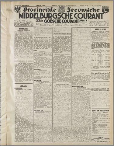 Middelburgsche Courant 1936-08-11