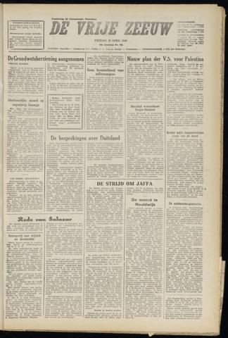 de Vrije Zeeuw 1948-04-30