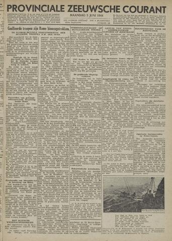 Provinciale Zeeuwse Courant 1944-06-05