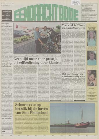 Eendrachtbode (1945-heden)/Mededeelingenblad voor het eiland Tholen (1944/45) 2004-08-12