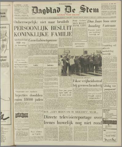de Stem 1964-04-25