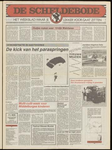 Scheldebode 1984-06-20