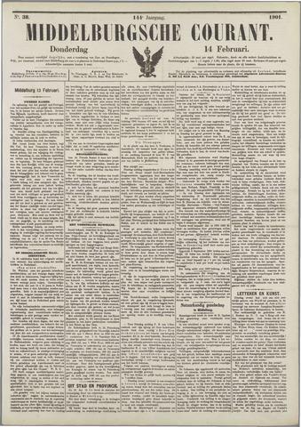 Middelburgsche Courant 1901-02-14