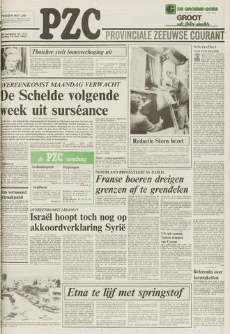 Provinciale Zeeuwse Courant 1983-05-14