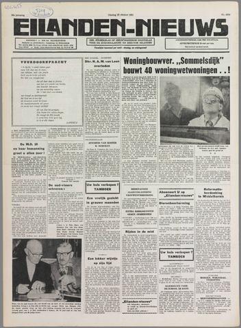 Eilanden-nieuws. Christelijk streekblad op gereformeerde grondslag 1980-10-28