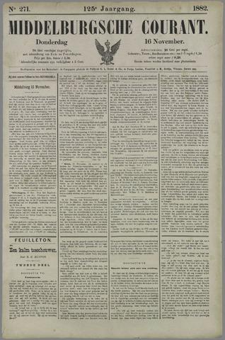 Middelburgsche Courant 1882-11-16