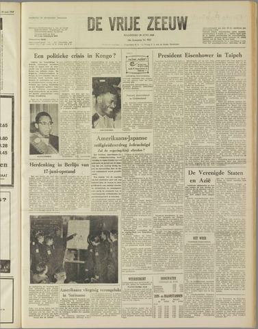 de Vrije Zeeuw 1960-06-20