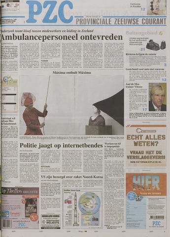 Provinciale Zeeuwse Courant 2006-06-20
