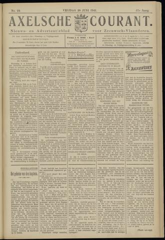 Axelsche Courant 1941-06-20