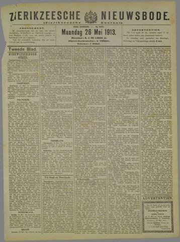 Zierikzeesche Nieuwsbode 1913-05-26