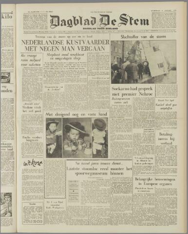 de Stem 1958-01-08