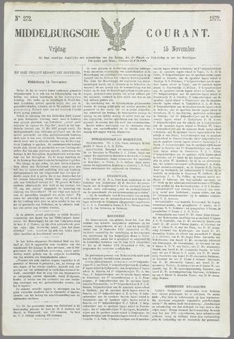 Middelburgsche Courant 1872-11-15