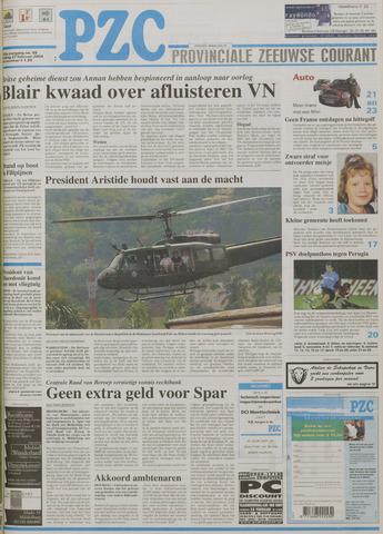 Provinciale Zeeuwse Courant 2004-02-27