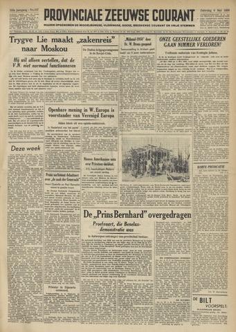 Provinciale Zeeuwse Courant 1950-05-06