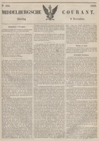 Middelburgsche Courant 1869-11-02