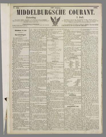 Middelburgsche Courant 1905-07-01