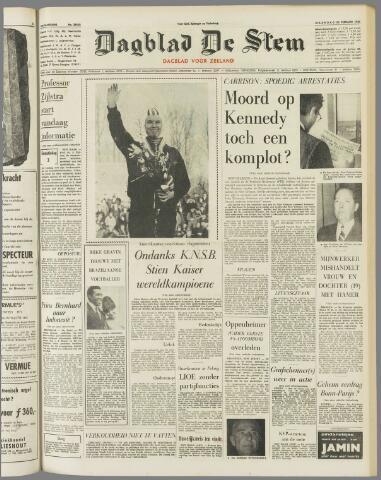 de Stem 1967-02-20