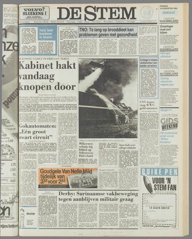 de Stem 1984-08-24