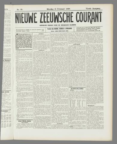 Nieuwe Zeeuwsche Courant 1908-02-11