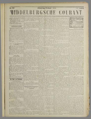 Middelburgsche Courant 1919-06-03