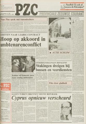 Provinciale Zeeuwse Courant 1983-11-16