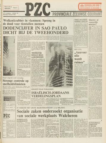 Provinciale Zeeuwse Courant 1974-02-02