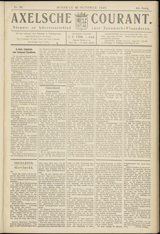 Axelsche Courant 1928-10-23