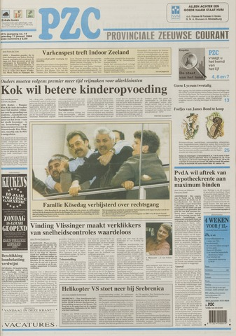 Provinciale Zeeuwse Courant 1998-01-17