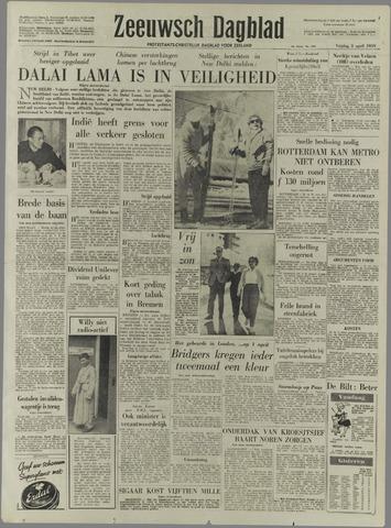 Zeeuwsch Dagblad 1959-04-03
