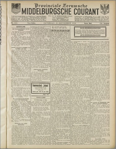 Middelburgsche Courant 1930-09-20