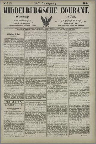 Middelburgsche Courant 1884-07-23