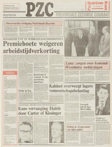 Provinciale Zeeuwse Courant 1983-03-01