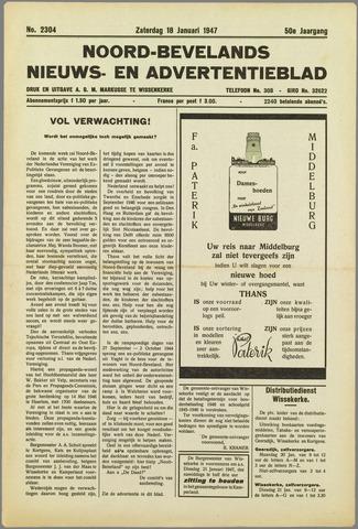 Noord-Bevelands Nieuws- en advertentieblad 1947-01-18