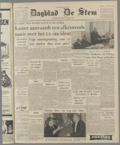 de Stem 1963-03-15