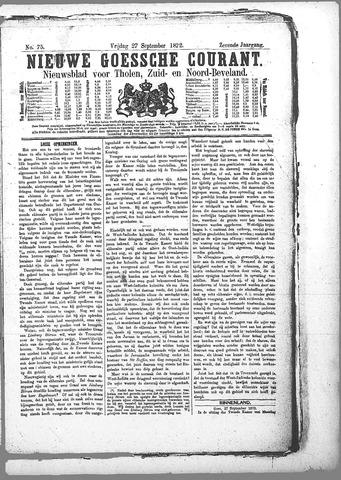 Nieuwe Goessche Courant 1872-09-27