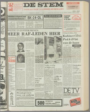de Stem 1977-11-12