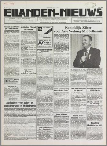 Eilanden-nieuws. Christelijk streekblad op gereformeerde grondslag 1990-01-23