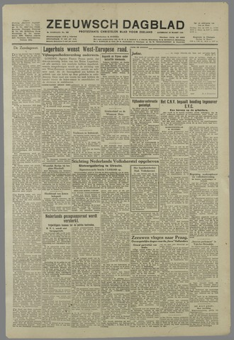 Zeeuwsch Dagblad 1948-03-13