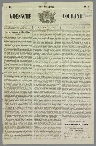 Goessche Courant 1857-06-08