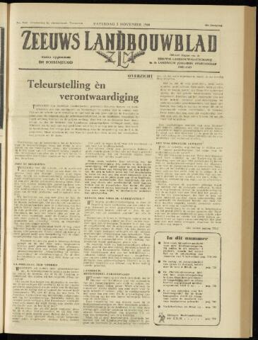 Zeeuwsch landbouwblad ... ZLM land- en tuinbouwblad 1960-11-05