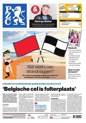 Provinciale Zeeuwse Courant 2018-07-21
