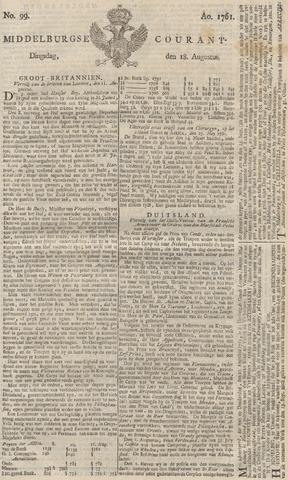 Middelburgsche Courant 1761-08-18