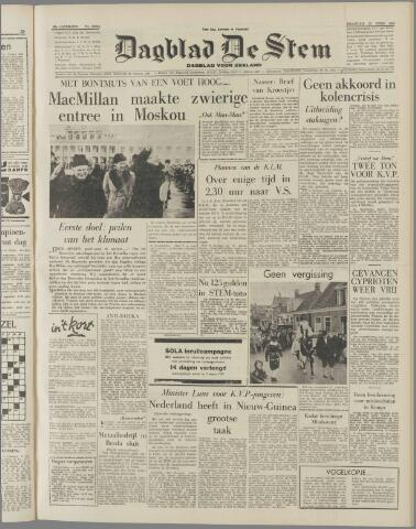 de Stem 1959-02-23