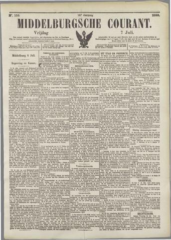 Middelburgsche Courant 1899-07-07