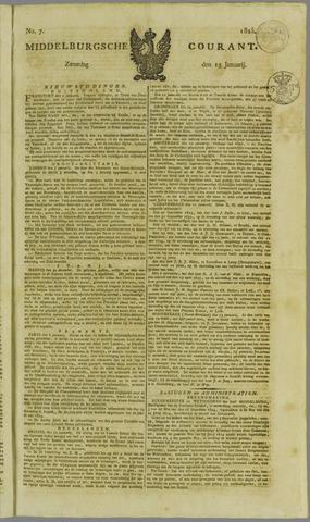 Middelburgsche Courant 1825-01-15