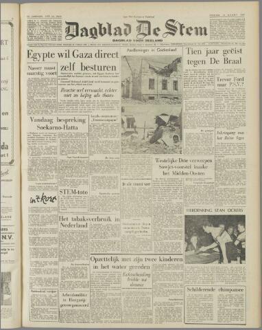 de Stem 1957-03-12
