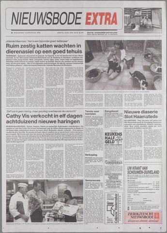 Zierikzeesche Nieuwsbode 1995-08-02
