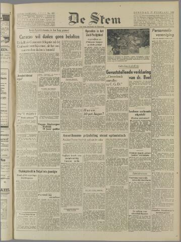 de Stem 1948-02-17